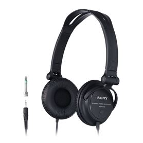 Auriculares Sony MDRV150 Diadema Negro - SONMDRV150-01_1