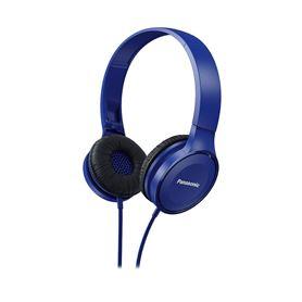 Auriculares Diadema Plegable Panasonic RP-HF100ME con Manos Libres Azules - PANRPHF100MEA-01_2