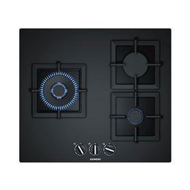 Encimera de Gas Siemens EP6A6CB20 3 Zonas Cristal Negro - SIEEP6A6CB20-01_2
