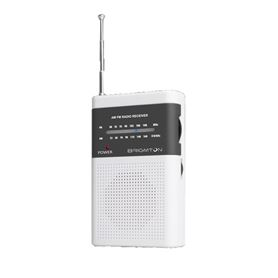 RADIO PORTATIL AM/FM BRIGMTON BT-350 B BLANCO - BRIBT350B-01_4