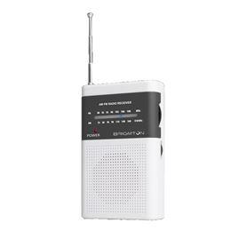 Radio Portatil AM/FM Brigmton BT-350B Blanco - BRIBT350B-01_4