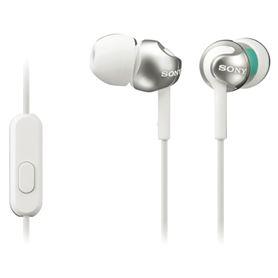 Auriculares Intraurales Sony MDR-EX110APW con Manos Libres Blancos - SONMDREX110APW-01_3
