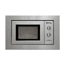 MICRO INTEGRABLE BALAY 3WMX-1918 INOX