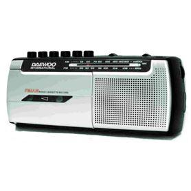 Radio Cassette Daewoo DRP-107 - DAEDBF170-01