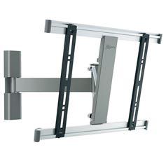 Soporte de pared TV Vogels 26-55´´ inclinable, giro con brazo 400 x 400 mm - BRAZO VOGELS 400X400