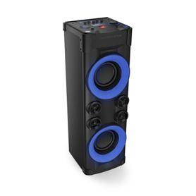 Altavoz Energy Sistem Party 6 240W Bluetooth Led Ecualizador USB Micrófono - PARTY 6 240W BLUETOOTH