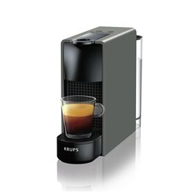 CAFETERA KRUPS NESPRESSO ESSENZA MINI GRIS INT. - NESPRESSO ESSENZA MINI GRIS INT.