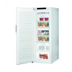 Congelador Vertical Indesit UI6F1TW No Frost - INDUI6F1TW 1