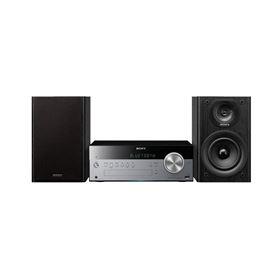 Microsistema Hi-Fi Sony SBT100 CD/USB/NFC Bluetooth - SONY SBT100