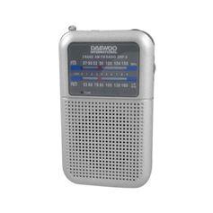RADIO DAEWOO DRP-8 G GRIS - DAEWOO DRP-8 G GRIS