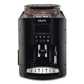 Cafetera Krups Super Automática EA8150 Milano Negra - EA8150 MILANO N