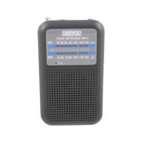 Radio Daewoo DRP-8 BL Azul - DAEWOO DRP-8 BL AZUL