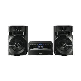 Micro Cadena Panasonic SC-UX100E-K 300W Bluetooth - PANASONIC SC-UX100E-K 300W