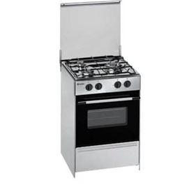 Cocina de gas Meireles G1530DVX Acero Inoxidable Gas Butano - MEIRELES G1530DVX