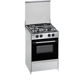 COCINA GAS BUT. 3Z (1 TRIPLE) MEIRELES G1530DVX INOX - MEIRELES G1530DVX