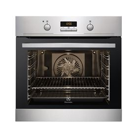 HORNO INDEPENDIENTE PIROLITICO EOC3430FOX INOX - ELEEOC3430FOX