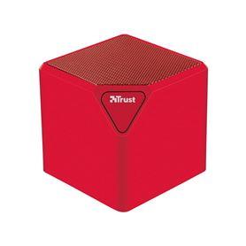 Altavoz Trust Ziva Bluetooth Rojo - TRUST ZIVA ROJO