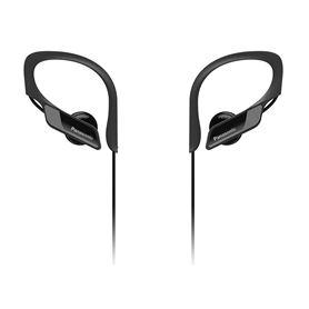 Auriculares Deportivos Panasonic RP-BTS10 con Bluetooth Negros - PANASONIC RP-BTS10 NEGRO