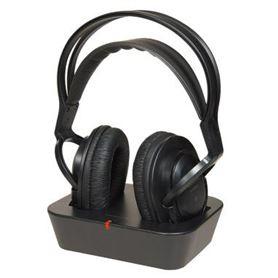 Auriculares Inalámbricos Panasonic RP-WF830E-K para Televisión - PANASONIC RPWF830E-K NEG