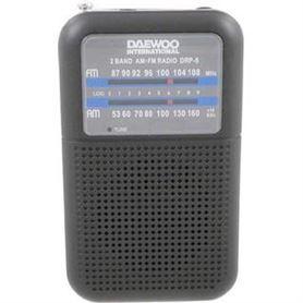 RADIO DAEWOO DRP-8B NEGRO - DAEWOO DRP-8B NEGRO