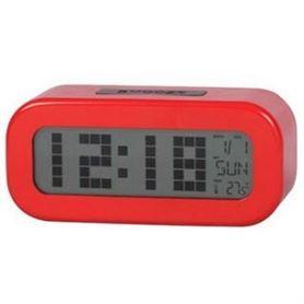 Reloj Despertador Digital Rojo Daewoo DCD-24-R - DAEDBF027
